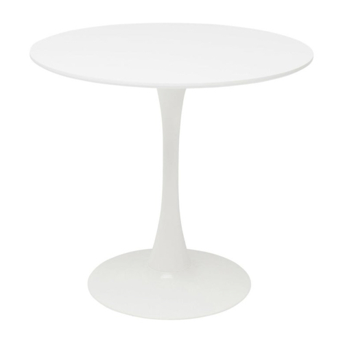 style slow deco mobilier pas cher table ronde style tulipe petit modèle