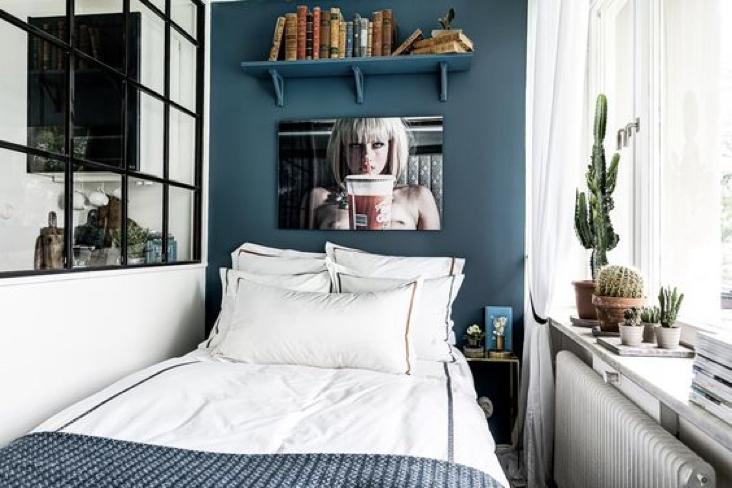 exemple chambre verriere moderne idée décoration conseils inspiration chambre adulte espace nuit
