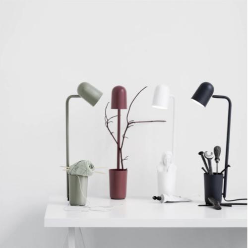 ou trouver lampe bureau design northern couleur tendance