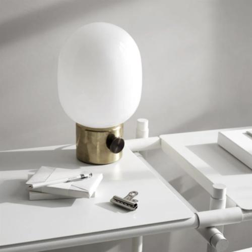 ou trouver lampe bureau design petit luminaire sobre et élégant tendance