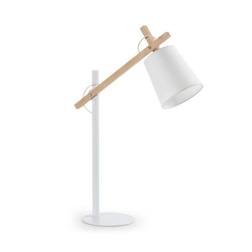 ou trouver lampe de bureau deco Lampe de bureau blanche sur pied