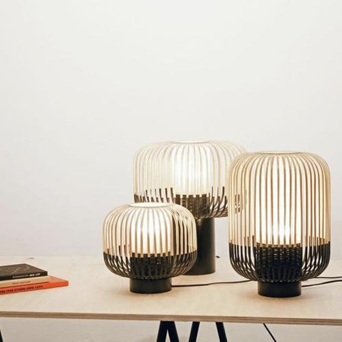 ou trouver lampe de bureau deco Lampe à poser Bambou