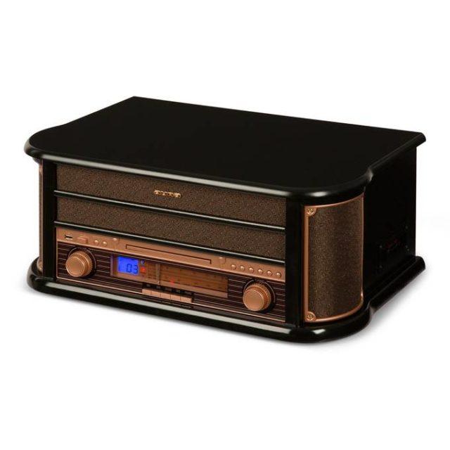 ou trouver platine vinyle rétro vintage style vieille radio