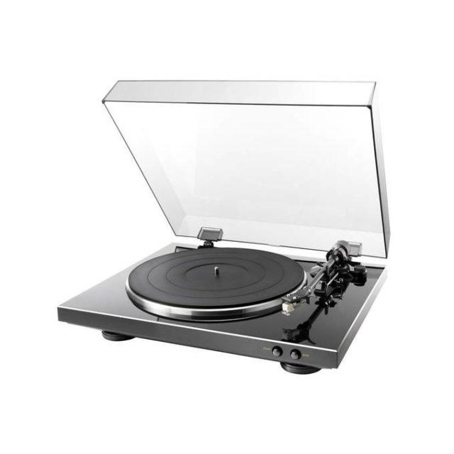 ou trouver platine vinyle classique minimaliste moderne noire