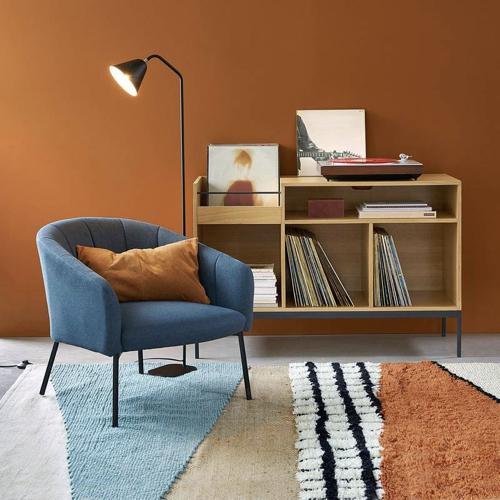 ou trouver rangement vinyles meuble casier buffet moderne bois