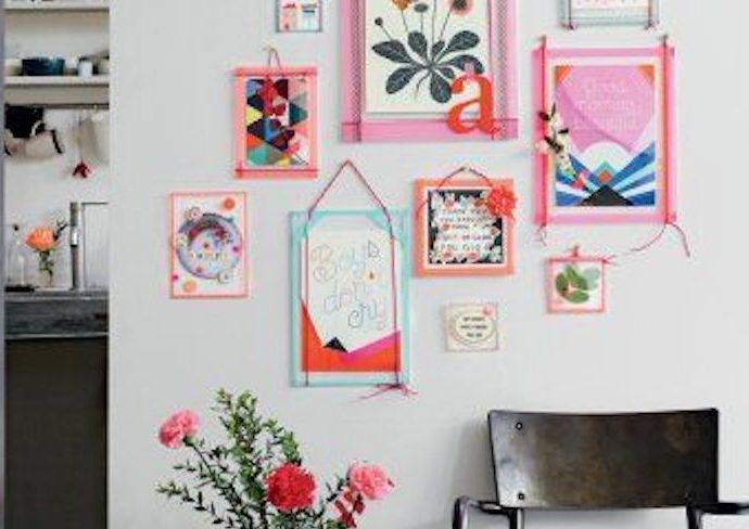 location logement decoration sans percer idée exemple conseils pas cher