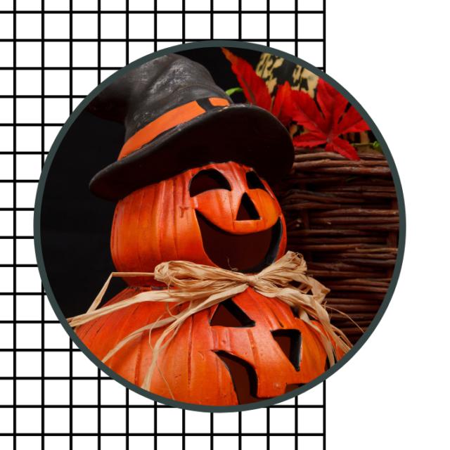 idee deco halloween USA inspiration vidéo citrouilles sorcière DIY