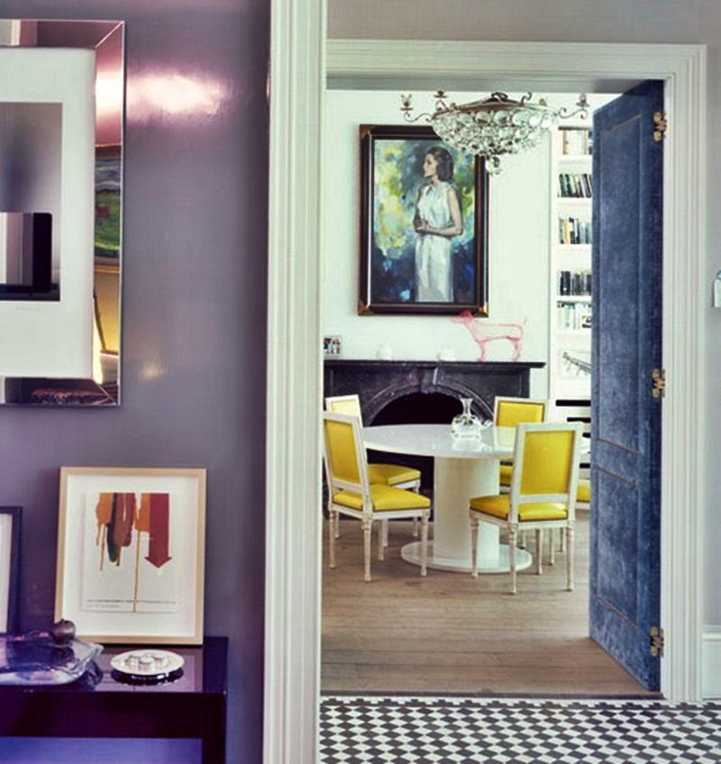 un angle diff rent au del de la porte cocon d co vie nomade. Black Bedroom Furniture Sets. Home Design Ideas