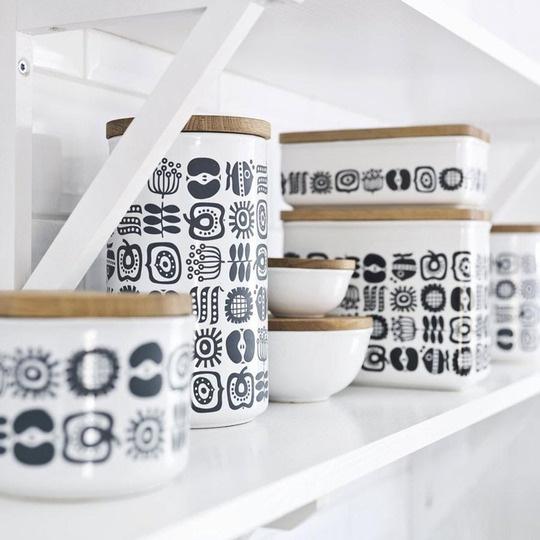 Une Cuisine Scandinave Ca Vous Dit Cocon Deco Vie Nomade