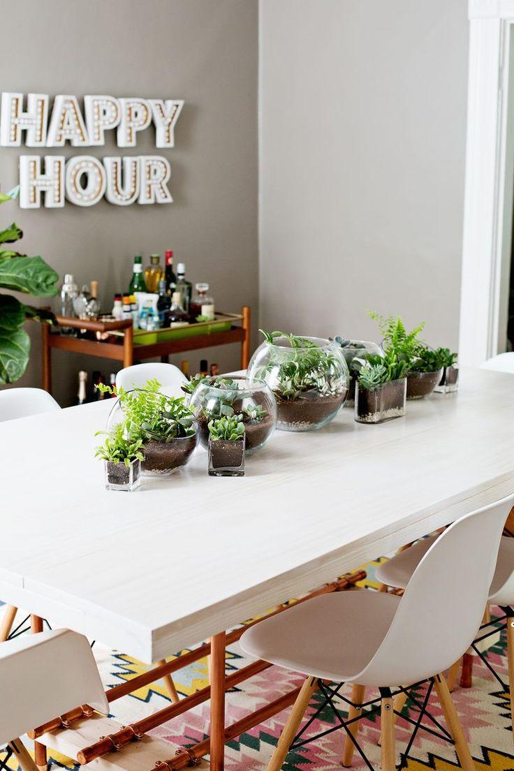 Deco Centre De Table inspiration - des tables au quotidien   cocon - déco & vie