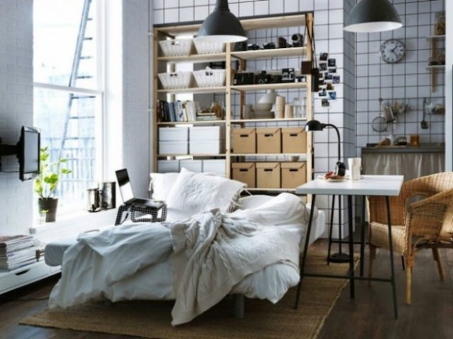 small bedrooms ikea inspiration en vrac appartement 233 tudiant cocon d 233 co 13300