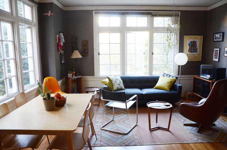 Visite un appartement chaleureux cocon d co vie nomade - Decoration salon moderne salle a manger ...