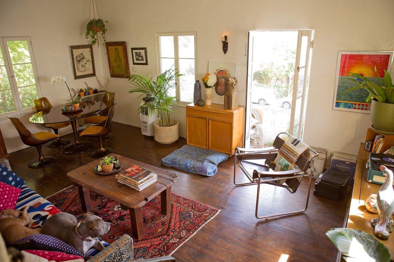 Salle A Manger Retro visite - une maison réto bohème | cocon - déco & vie nomade