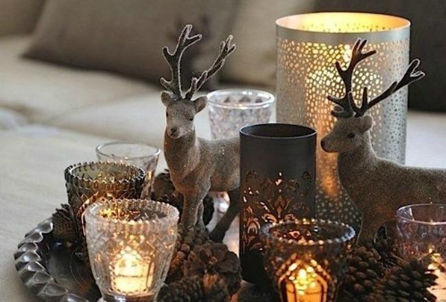 no l une d co de table traditionnelle cocon d co. Black Bedroom Furniture Sets. Home Design Ideas
