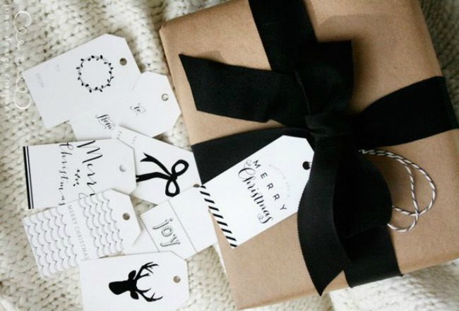 comment faire un beau paquet cadeau