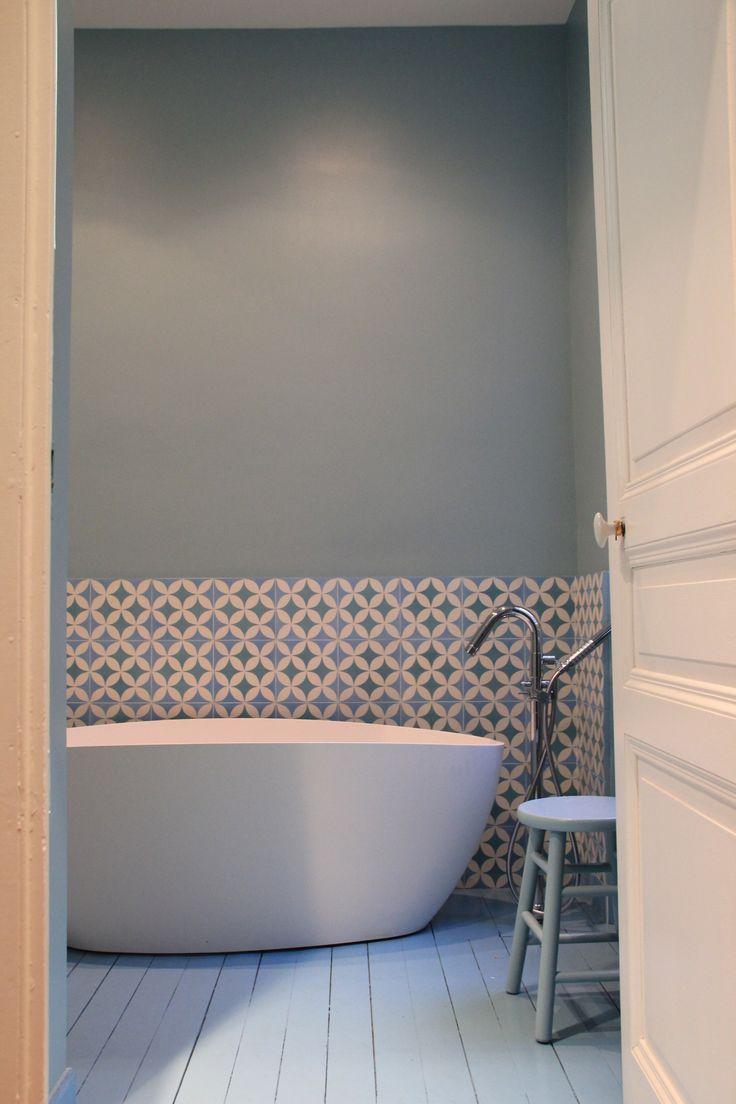 Carreau De Ciment Toilette focus matière - les carreaux de ciment | cocon - déco & vie