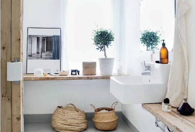 10 idees pour ranger la salle de bain