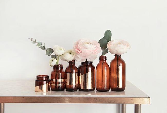 des fleurs pour decorer la maison