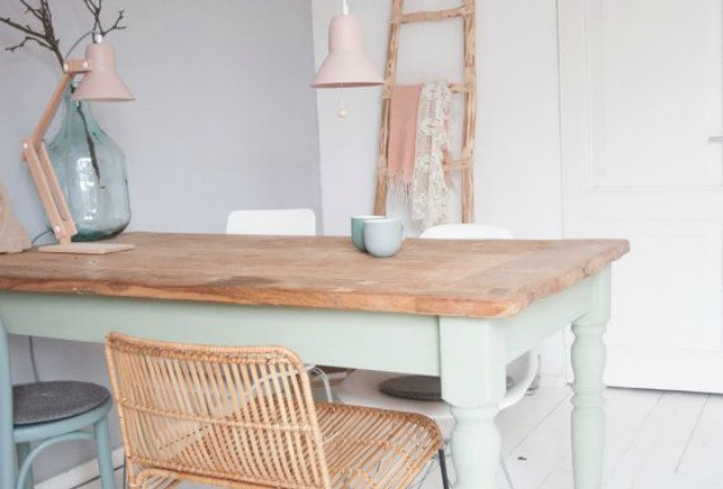 Salle manger cocon de d coration le blog for Une table a manger