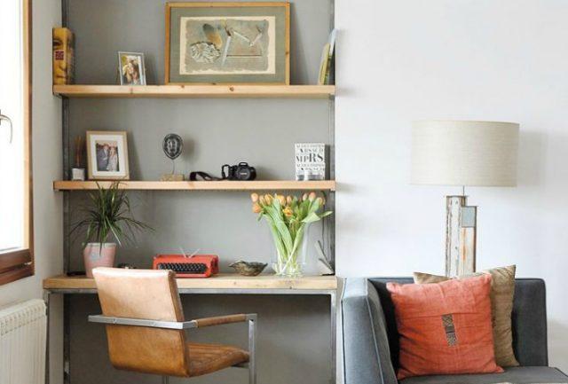 5 id es pour un bureau malin cocon d co vie nomade. Black Bedroom Furniture Sets. Home Design Ideas