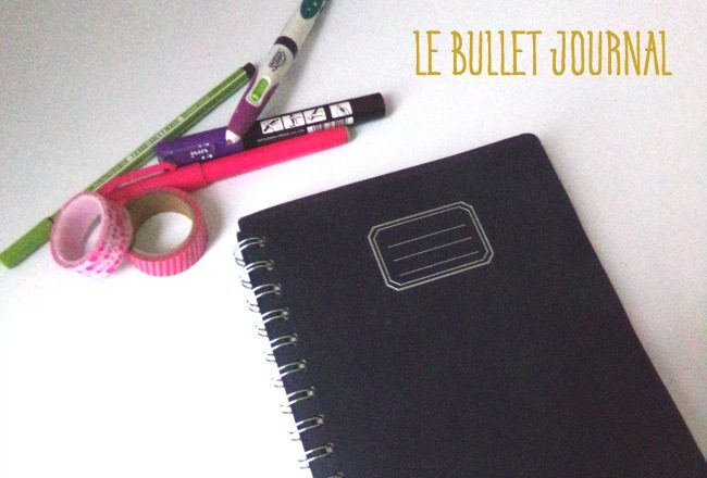 experience bullet journal