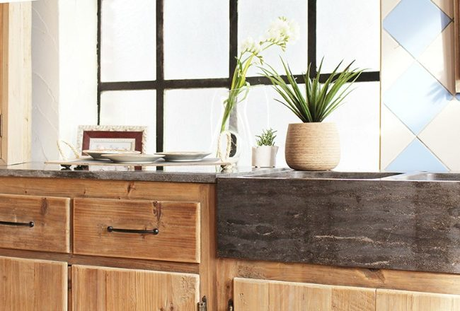 decouverte deco made in meubles cuisine bois massif