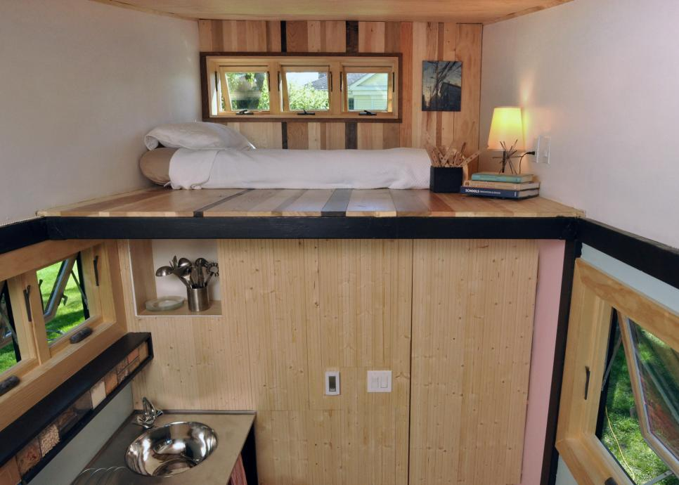 tiny house interieur amenagement piece