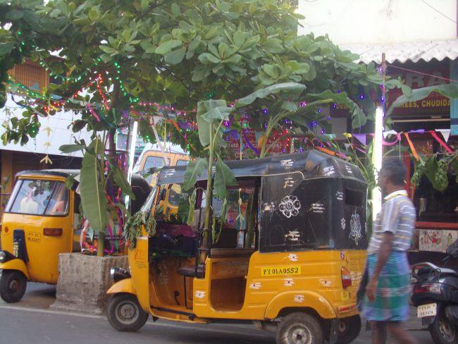 ayudha pooja pondicherry 2016