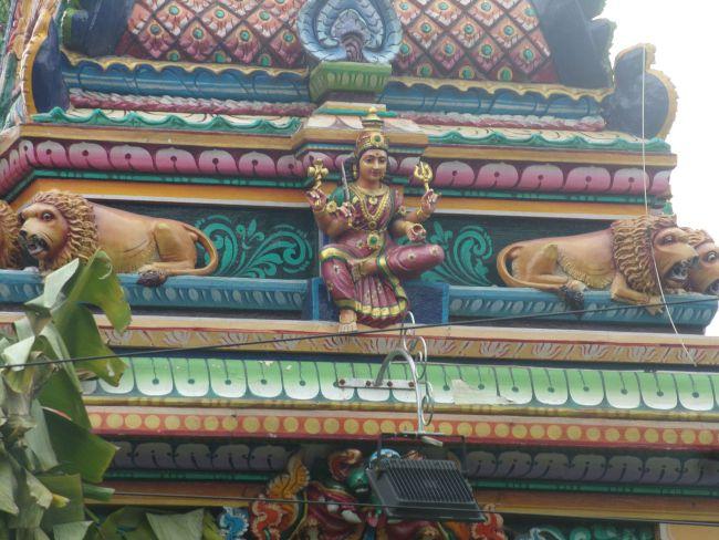 decouverte temples hindouisme inde du sud pondicherry