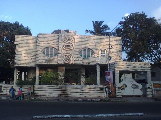 voyage inde du sud vie nomade visite chennai maison architecture