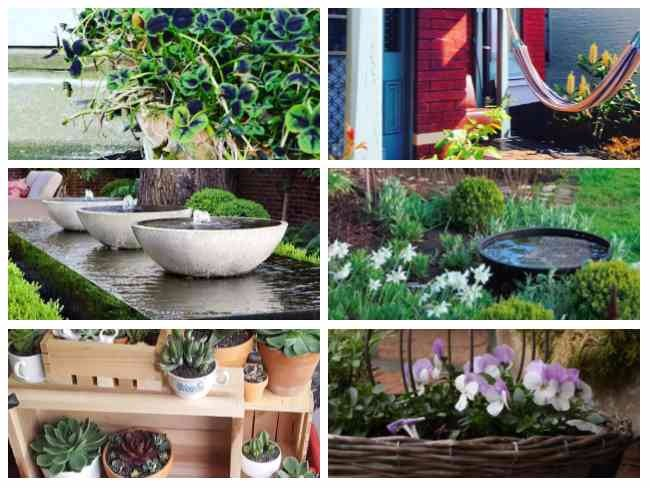 inspiration jardin printemps instagram