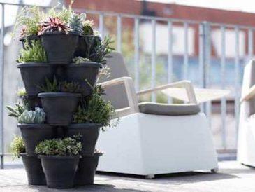 balconniere deco jardin plantes