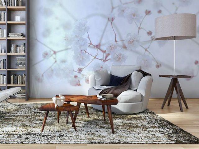 Du papier peint original pour la maison avec myloview cocon de d coration - La maison du papier peint ...