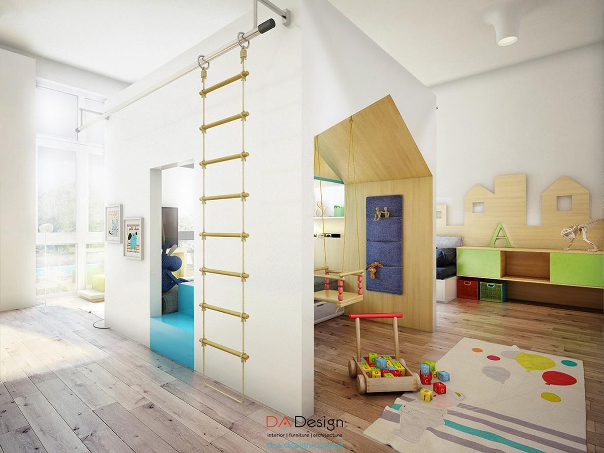 Idee Salle De Jeux Bebe idées déco pour la salle de jeu des enfants | cocon - déco