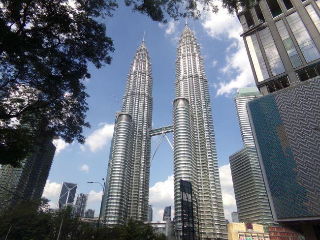 decouverte kuala lumpur capitale malaisie asie voyage