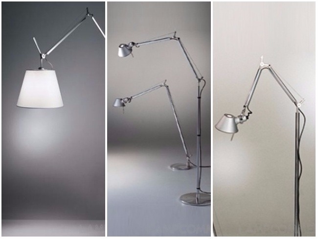lampe tolomeo deco industrielle