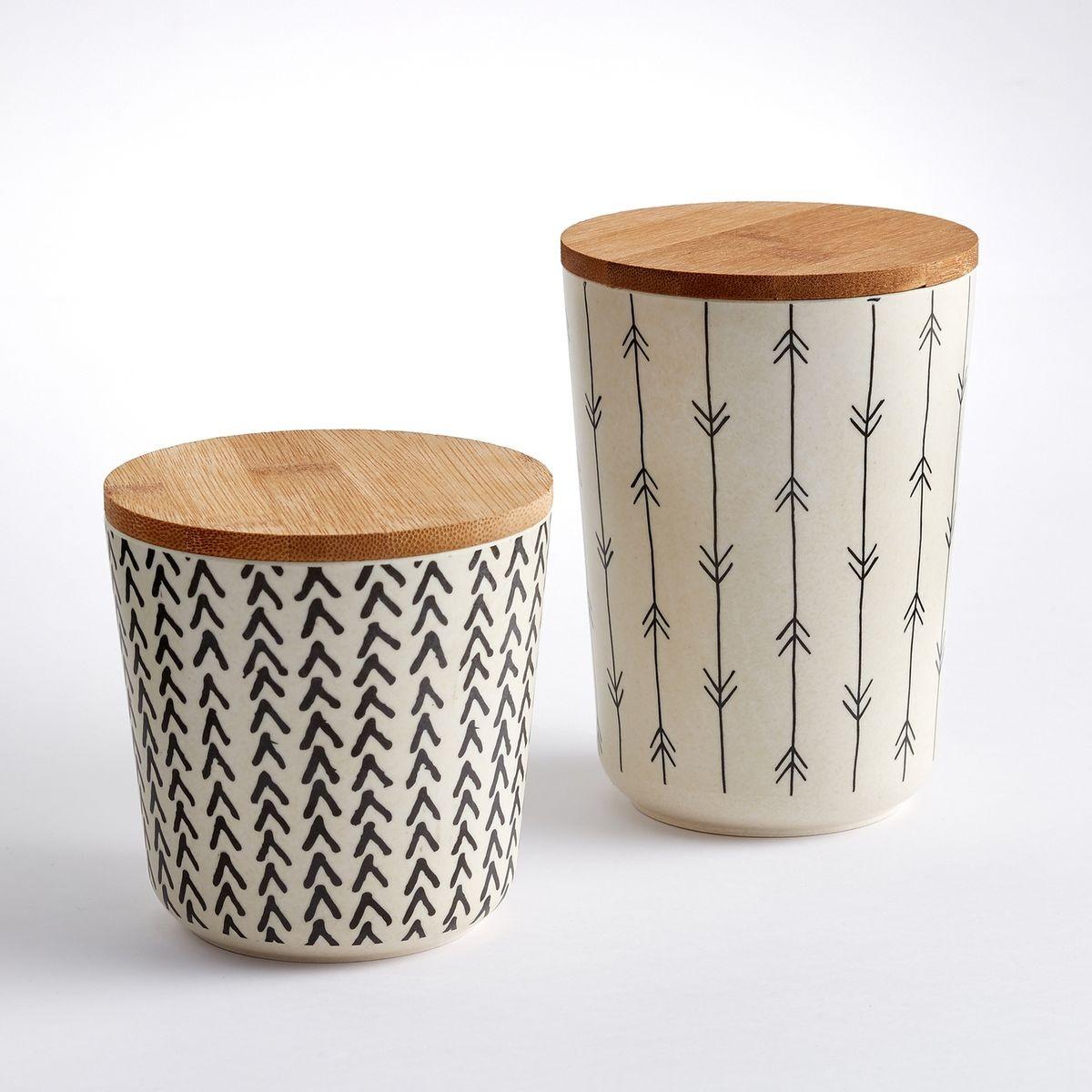 9 boites déco en céramique pour la cuisine  Cocon - déco & vie nomade