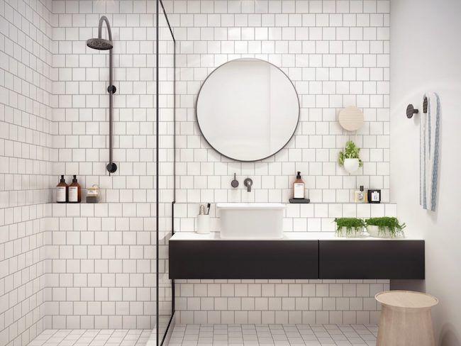 8 idées pour décorer facilement votre salle de bain | Cocon ...