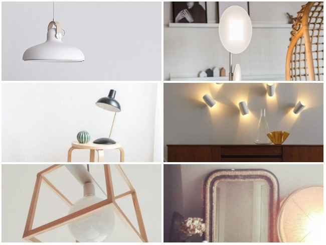 selection luminaire instagram decoration