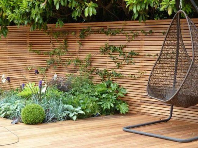 proteger jardin regard indiscret deco