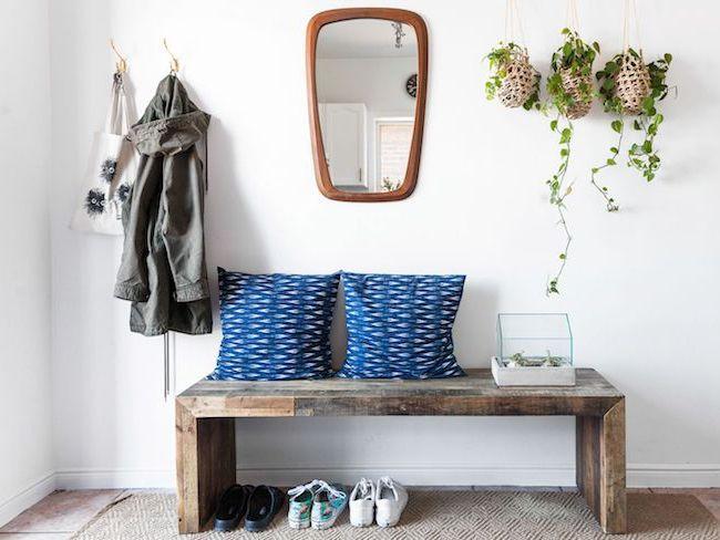 idee deco couloir entree minimaliste