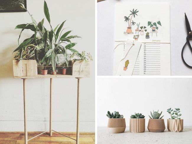 shopping deco urban jungle etsy