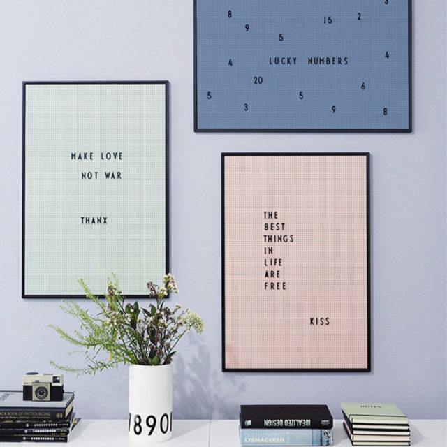 ou trouver tableau message couleur bureau