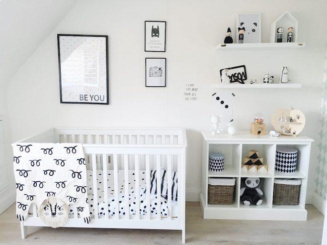 conseils deco chambre enfant minimaliste