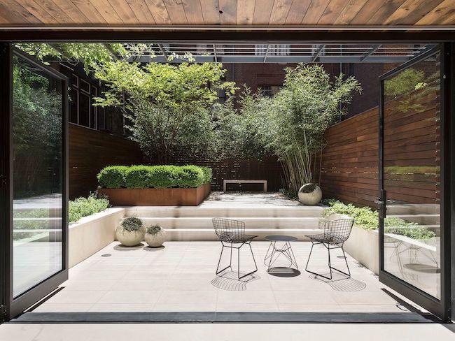 creer jardin minimaliste idees conseils decoration