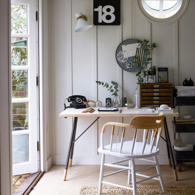 petit bureau petite maison idee deco