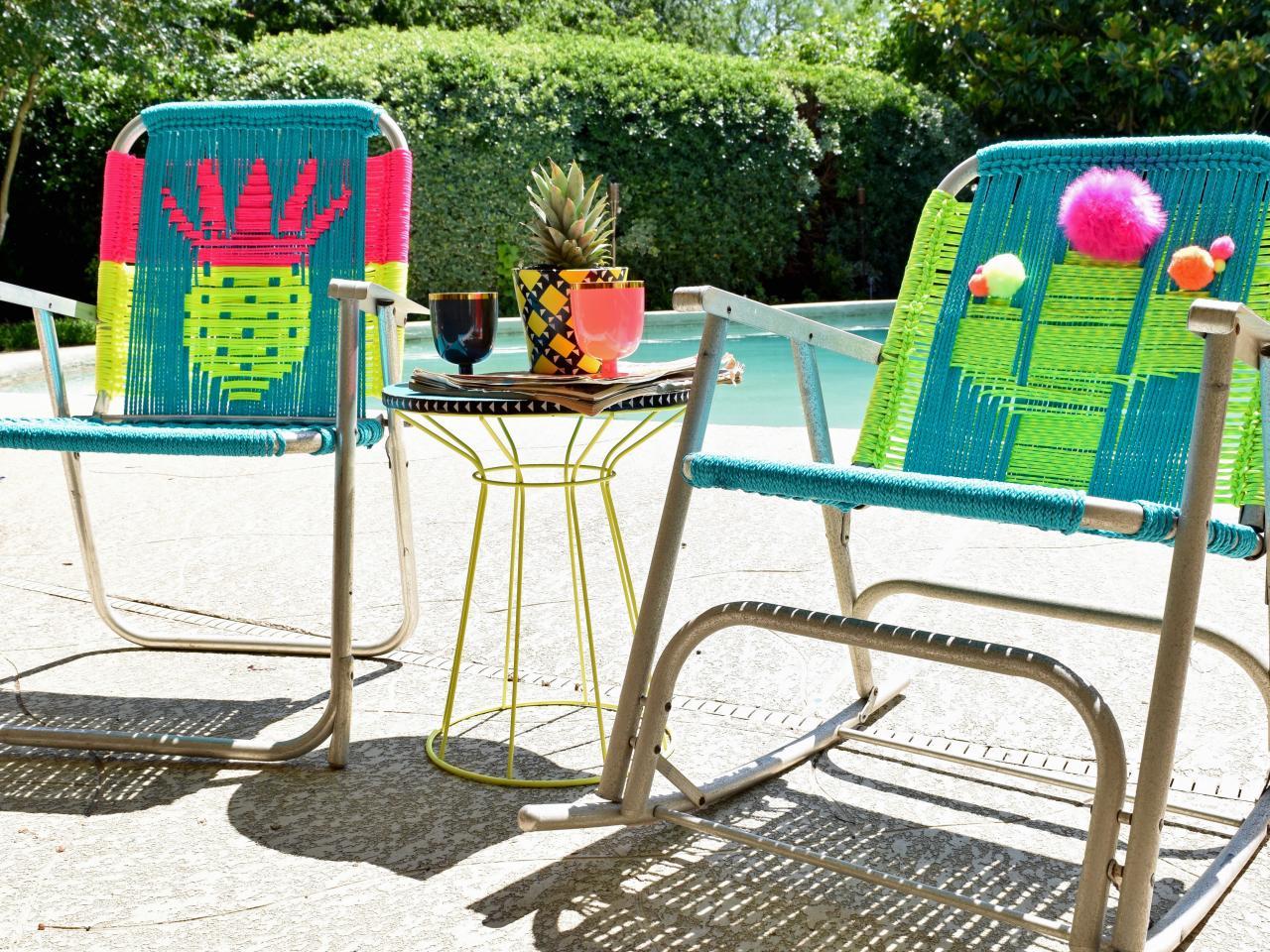 Table De Jardin Recup jardin] mobilier de récup' pour l'extérieur | cocon - déco