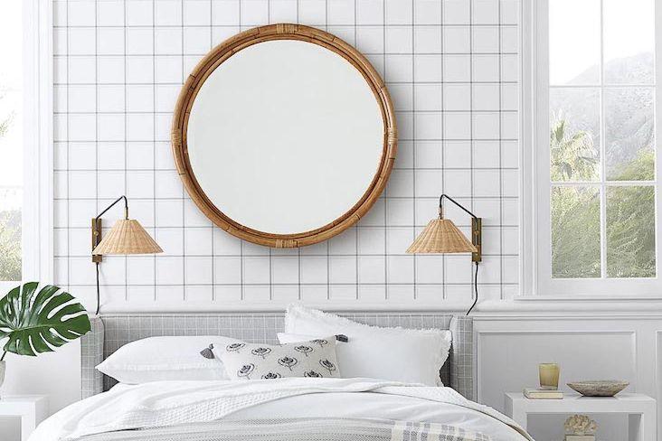 9 idee deco miroir chambre