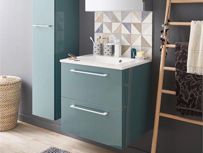 conseil et idee deco couleur meuble salle de bain