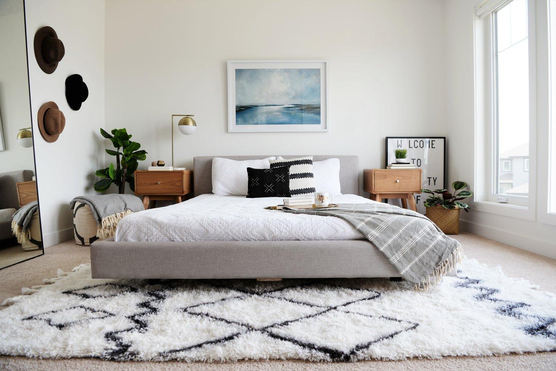 Slow Intérieur] Les indispensables pour une chambre minimaliste